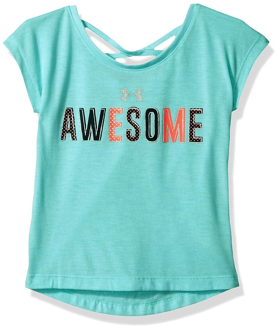 Under Armour Girls' Varsity Short Sleeve T-Shirt