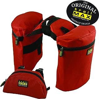 TrailMax Junior Horn Bag & Pommel Pocket Combo