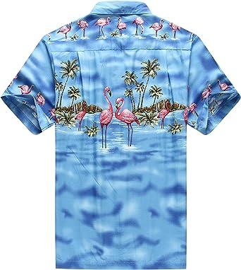 Hecho en Hawai Pareja Haciendo Juego Hawai Luau Aloha Camisa ...