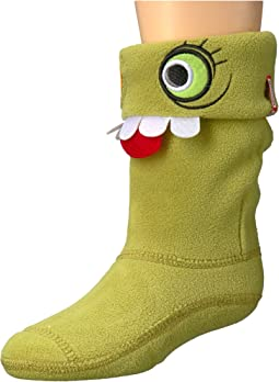 Hunter Kids - Boot Sock Alien Cuff Nylon (Toddler/Little Kid/Big Kid)
