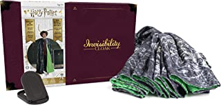 WOW! STUFF Harry Potter Invisibility Cloak Deluxe Adult   Official Wizarding World Merchandise, Collectables, Toys and Gif...