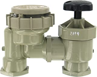 sprinkler valve modification