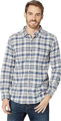 Boulder Ridge Long Sleeve Flannel