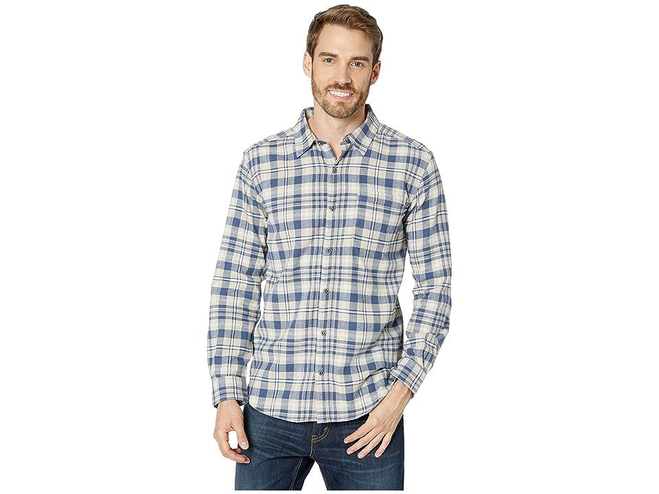 Columbia Boulder Ridge Long Sleeve Flannel (Dark Mountain Mini Check) Men