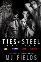 The Ties of Steel (The complete series): The Ties of Steel box set (English Edition)