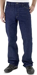 Lee Uniforms Men's Regular Fit Bootcut Jean, Pepper Prewash, 31W / 34L