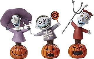 Grand Jester Studios Disney Lock Shock and Barrel Bust Figurines Set of 3