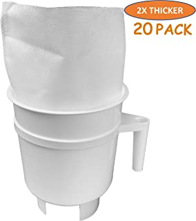 20 PACK Cold Brew Coffee Filter Bags For Toddy Cold Brew System by Tezpak