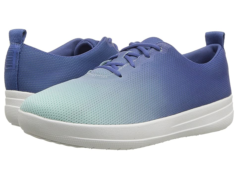 FitFlop Neoflex Slip-On Sneakers (Indian Blue/Turquoise) Women
