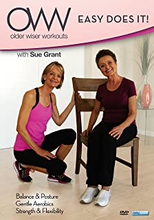 Older Wiser Workouts: Easy Does It