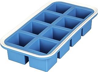 LEVIVO Molde Azul Silicona 2 Unidades 19x12x4 cm