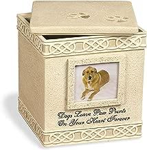 AngelStar 6-Inch Pet Urn for Dog