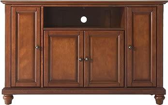 Crosley Furniture Cambridge 48-inch TV Stand - Classic Cherry