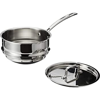 Cuisinart MultiClad Pro Stainless Universal Double Boiler with Cover