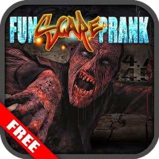 FREE Funny Zombie Scare Prank Joke App
