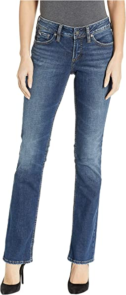 Suki Slim Boot Jeans in Indigo