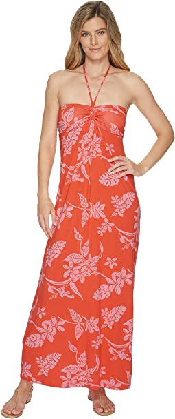 Hibiscus Hiatus Maxi Dress
