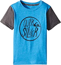Quiksilver Kids - Kool Shapes Tee (Toddler/Little Kids)