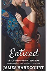 Enticed: An Erotic Suspense - Tease, Denial and Chastity Cages (The Chastity Contract Book 2) Kindle Edition