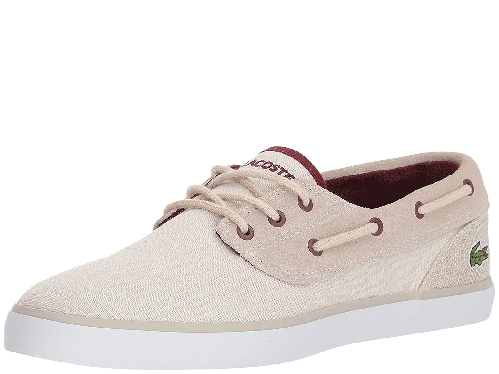 Lacoste Jouer Deck 218 1Selling fashionable and eye-catching shoes