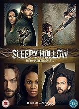 Sleepy Hollow: The Complete Seasons 1-4 [Reino Unido] [DVD]