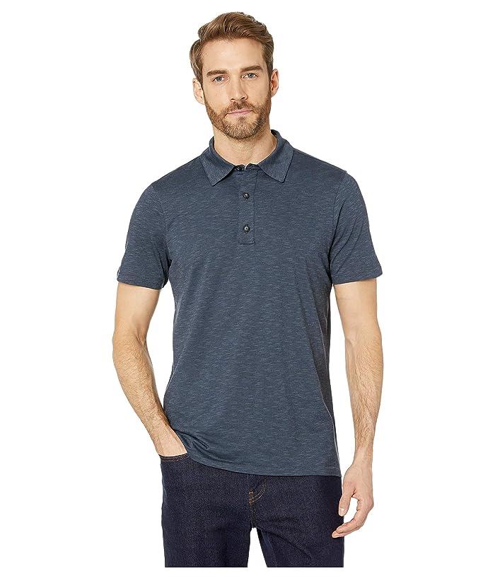 Toad&Co Tempo Short Sleeve Polo (Nightsky) Men
