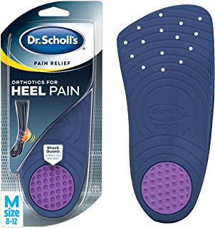 heel spur support shoes