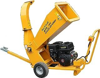 Pow' R' Kraft PK-GTS1500E Gas Powered Wood Chipper