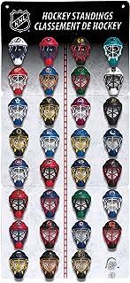 ردیاب جدول رده بندی لیگ میکرو ماسک های Franklin Sports NHL