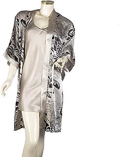 قميص وأردية للنساء من الحرير الناعم