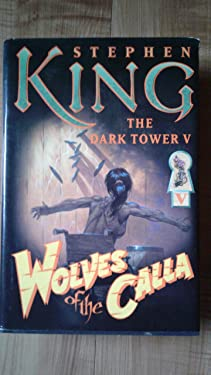 Wolves of Call Dark Tower 1st edition 1st print ! Stephen King