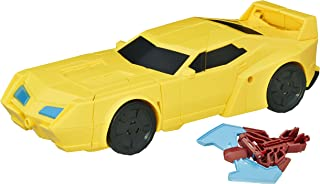 Transformers Robots in Disguise Power Surge Bumblebee and Buzzstrike