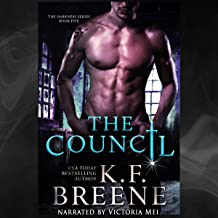 The Council: The Darkness Series, Book Five