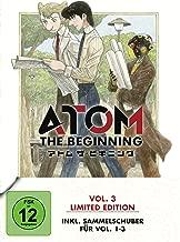 Atom the Beginning Vol.3 inkl. Sammelschuber für Vol.1-3  2017