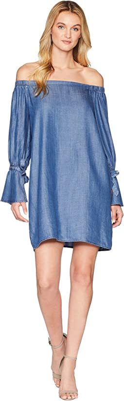 Auden Off Shoulder Dress