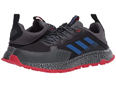 adidas Running Response Trail (Core Black/Team Royal Blue/Grey Six) Men