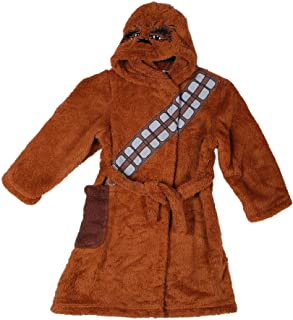 Bown Chewbacca Gown Robe Bathrobe Boys Dressing BNWT