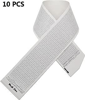 30Notas En Blanco Caja de música Tiras de recambio de papel blanco para handcrank movimiento de caja de música