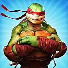 Turtle Warrior vs Vegas Gangster Escape Adventure Mission: Survival in Criminal Mind Shooter Hardtime Action Thrilling Sim...
