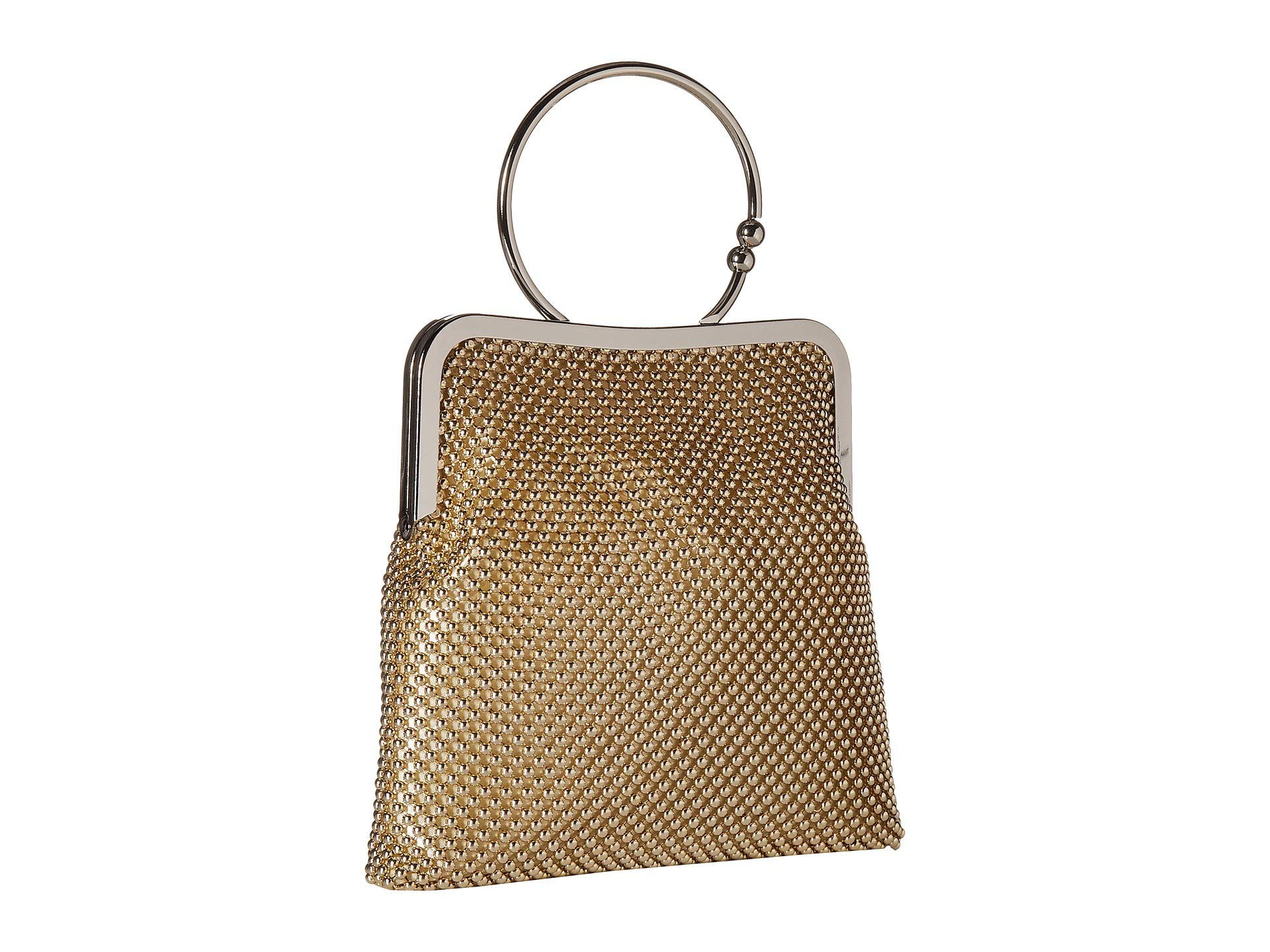 Clutch Light Jessica Mcclintock Gold Jill OExXYXqwn