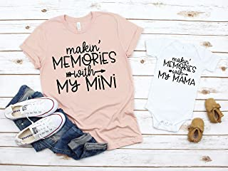 Mommy and Me Shirt Set Mother and Son Matching Shirts Mother Daughter Matching Shirts Mom Son Matching Shirt Set
