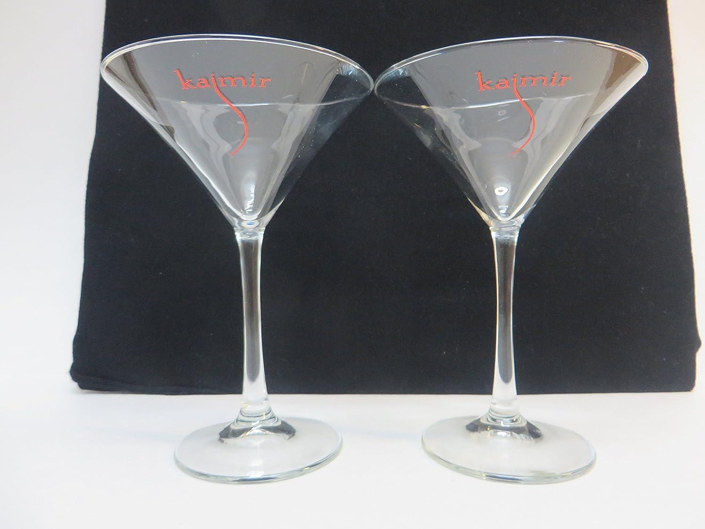 Kajmir Vodka Martini Spring new work one after another Glass Kansas City Mall Set