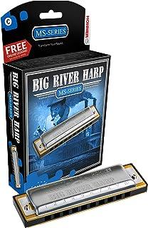 Hohner 590BXC Modular System Big River Harp Diatonic Harmonica - Key of C