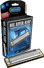 Hohner 590BX-F# Big River Harmonica, Key of F#/Gb