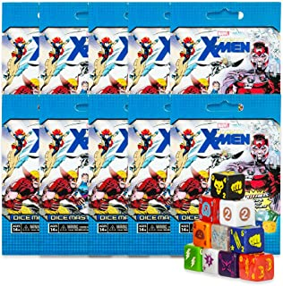 Marvel Dice Masters Uncanny X-Men Gravity Feed Boosters - 10-pack by WizKids