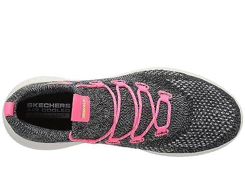 Revolución Ultra Azul Skechers Pinkblack 15667 Rendimiento Gowalk De Multicharcoal Negro Caliente CSqIwq