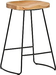 Best wood bar height stools Reviews