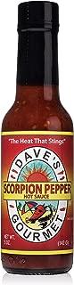 Daves Gourmet Scorpion Pepper Hot Sauce, 5 oz