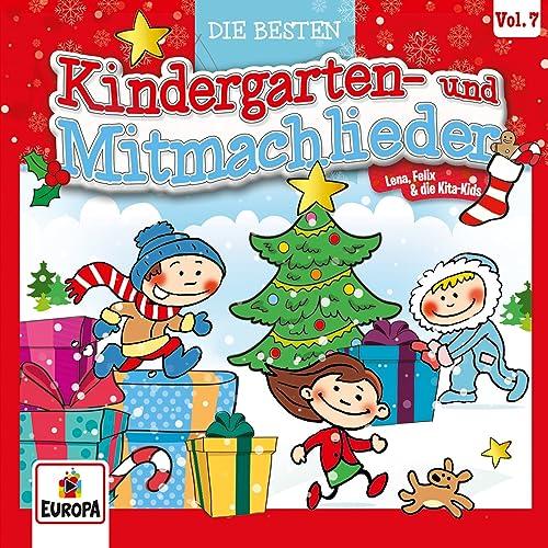 Kindergarten Weihnachten.Kinderliederzug Die Besten Kindergarten Und Mitmachlieder Weihnachten