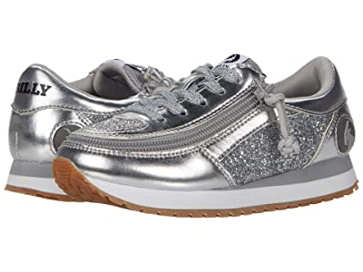 BILLY Footwear Kids Jogger (Little Kid/Big Kid) (Silver) Kid